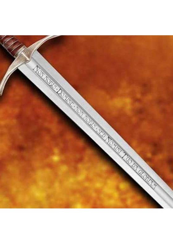 Sword of the Knight Templar Accolade
