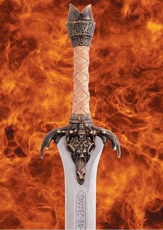 Sword Father Conan The Barbarian-Silver