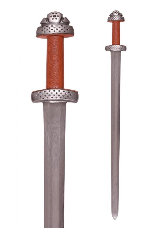 Trondheim Viking Sword - Damascus Steel