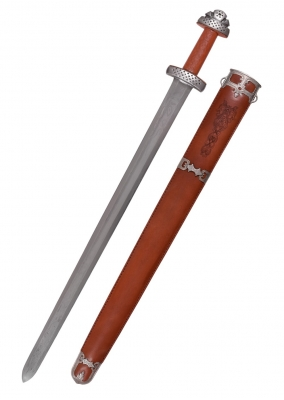 Trondheim Viking Sword - Damascus Steel