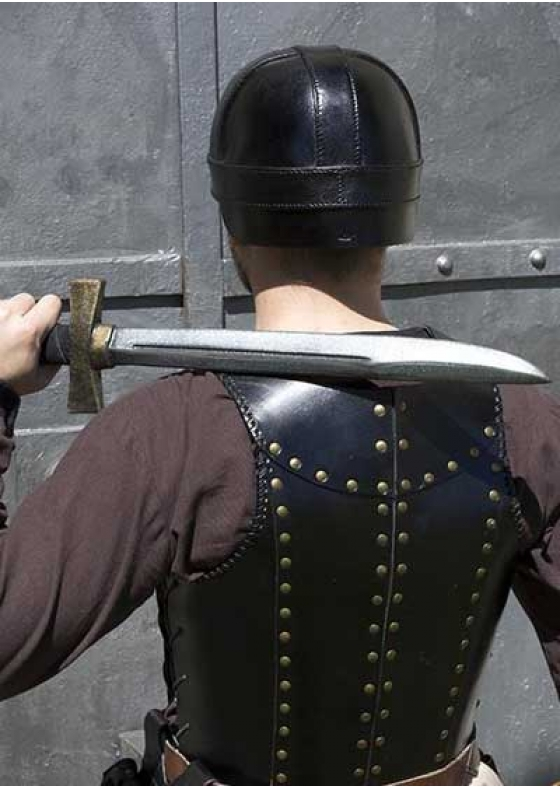 Soldier LARP Leather Armour