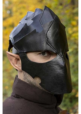 Assassins Creed Leather Mask