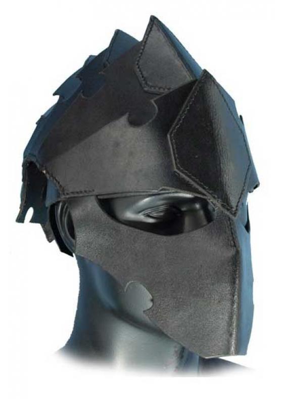 Assassins Leather Mask