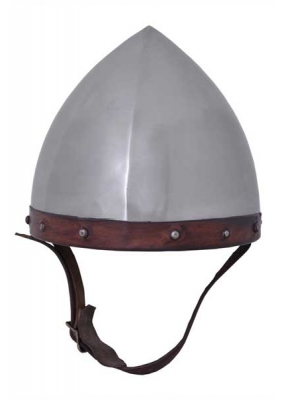 Archer Domed Helmet, 1.6 mm steel