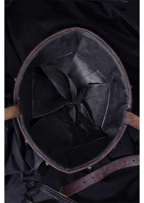 Archer Domed Helmet, 1.6 mm steel