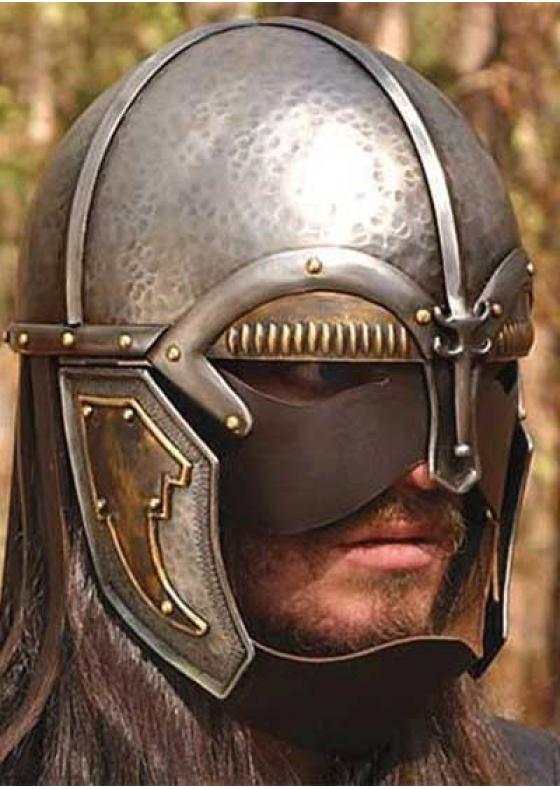 Functional Barbarian Helmet