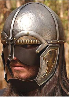 Functional Barbarian Helmet