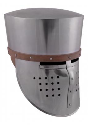 Casco Cruzados - 2mm Acero - Replica Funcional