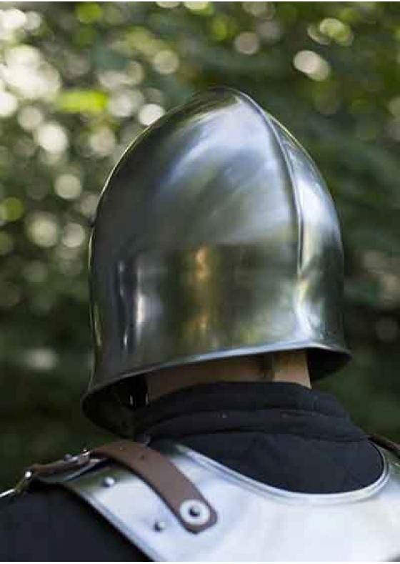 Barbuta Helmet - 100% Functional