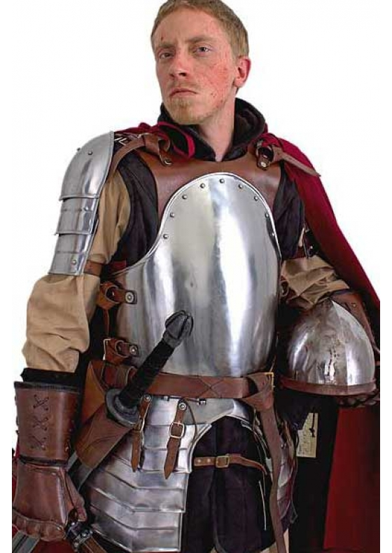 Medieval Armour Complete Set - Larp/Functional