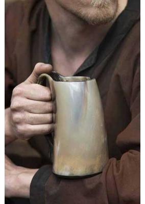 Genuine Drinking Horn Trader Mug 0.5 Lt