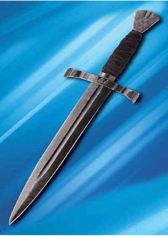 Functional War Medieval Dagger Crecy