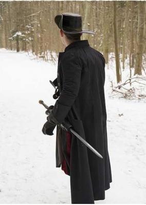 Coat Van Helsing