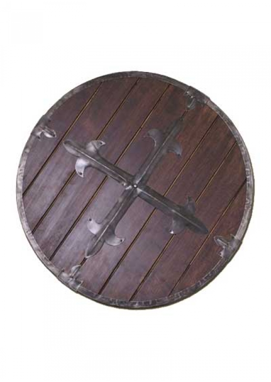 Viking Wooden Round Shield