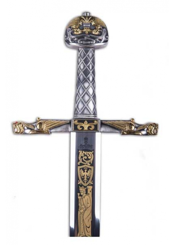 Carlomagno Sword - Limited Edition