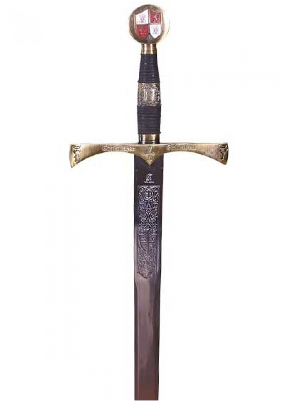 Christopher Columbus sword with Scabbard