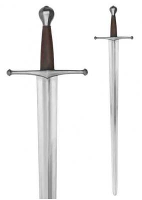 Medieval German One-Hand Functional Sword