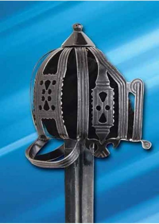 Functional Culloden S. XVI Scottish Sword