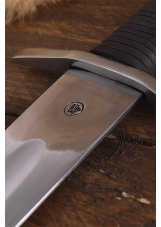 Functional Medieval Norman One-Handed Sword, Practical blunt, SK-B