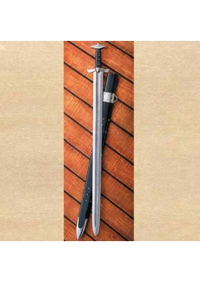 Damascus Functional Viking Sword