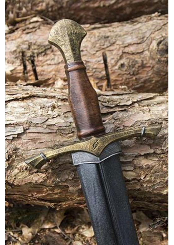 Ranger Larp Sword - Your sword has seen you through countless battles!