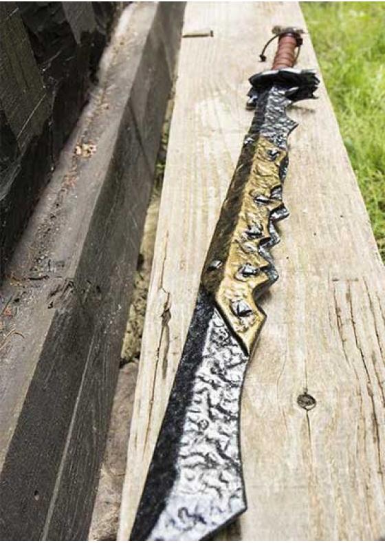 LARP Sword Chopping