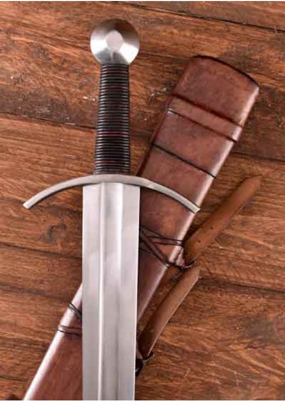 Medieval Functional Tear Drop Sword SK-B