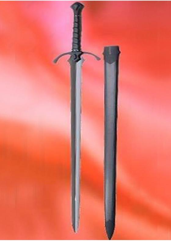 Functional Black Sword Medieval Lusitania!