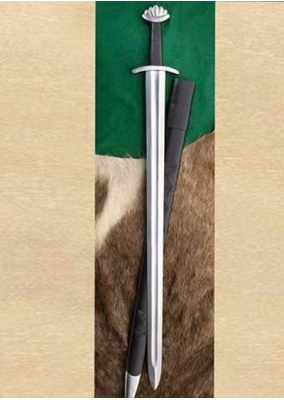 5-Lobe Functional Viking Sword
