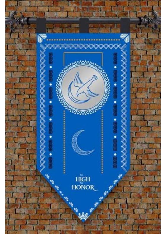 Game of Thrones Banner Arryn