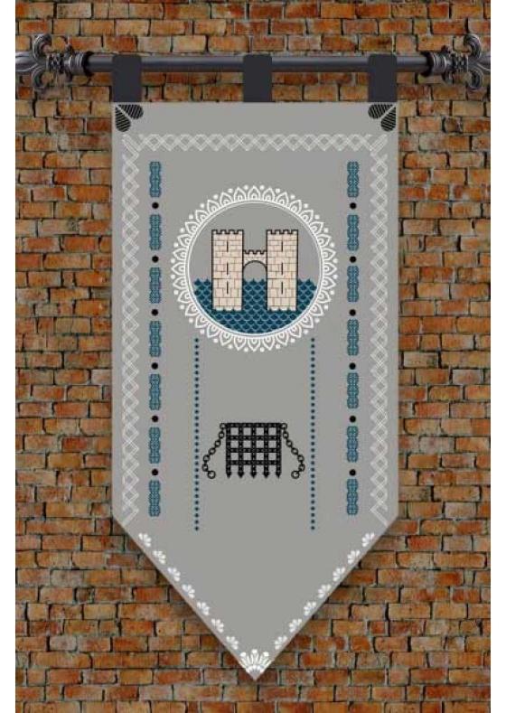 Flag Game of Thrones Frey