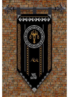 Banner Game of Thrones Greyjoy