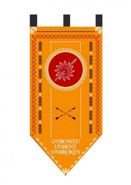 Banner Game of Thrones Martell