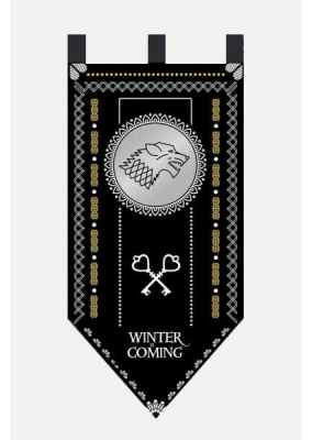 Game of Thrones Flag Stark
