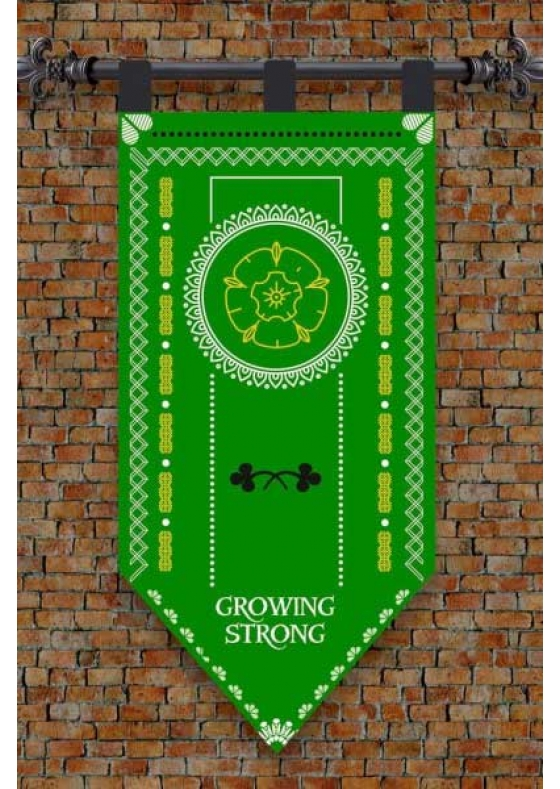 Flag Game of Thrones Tyrell