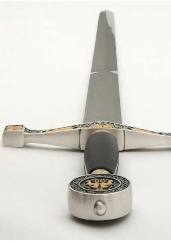 Excalibur Sword Gold/Silver
