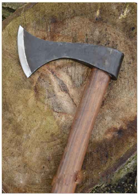 Francisca, Functional Throwing Ax