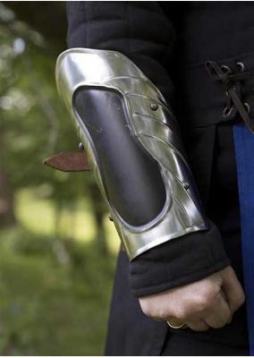 Gothic Black Ice Arm & Leg Protection Set