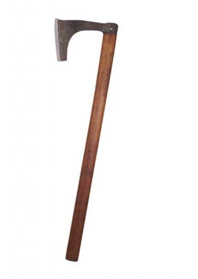 "Viking Axe ""Bearded"" (Barbuda) Functional"