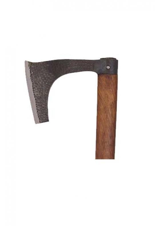 "Viking Axe ""Bearded"" (Barbuda) Functional"