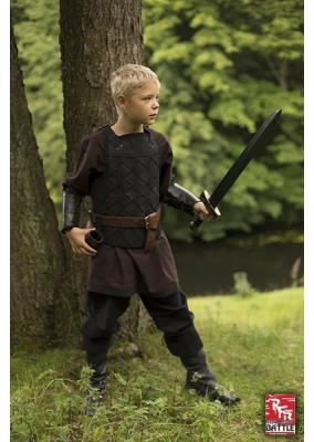 Ready-For-Battle Viking Armour