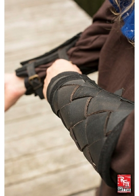 Ready-For-Battle Viking Bracers