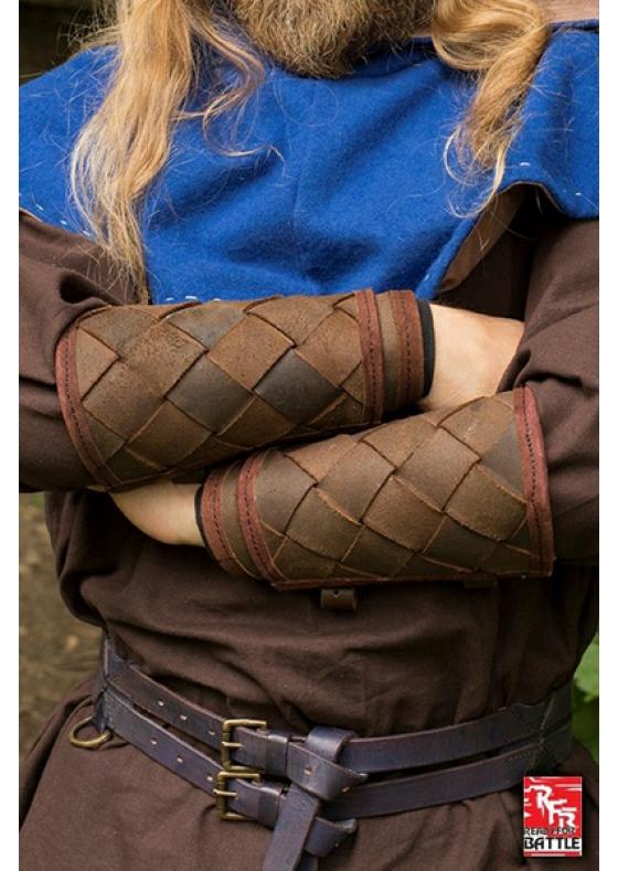 Ready-For-Battle Viking Bracers