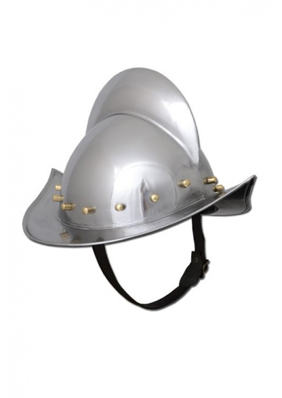 Replica Morion Steel Helmet, 100% Functional!