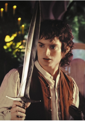 Lord of the Rings - Sting, the Sword of Frodo Baggins - Original