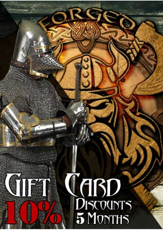 Gift Card - 10% discount / 5 Months