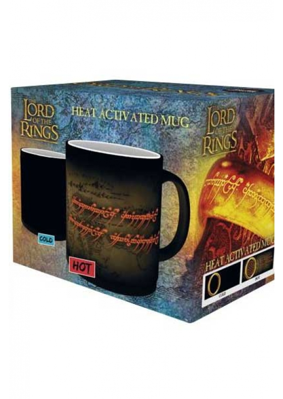 Lord of The Rings Heat Changing Mug