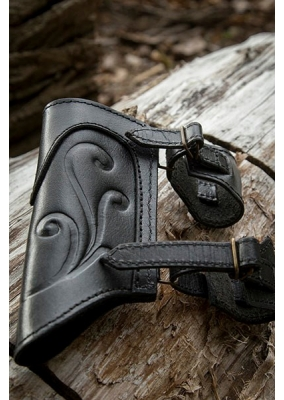 Medieval Functional Sword Holder Leather Mod.1